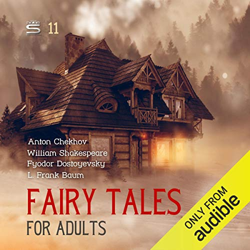 Fairy Tales for Adults Volume 11 cover art