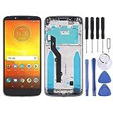 KONGXIPANSPARE Tout Neuf Écran LCD et Digitizer Assemblée réunie avec Cadre pour Motorola Moto E5...