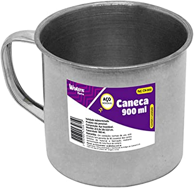 CANECA INOX 700ML