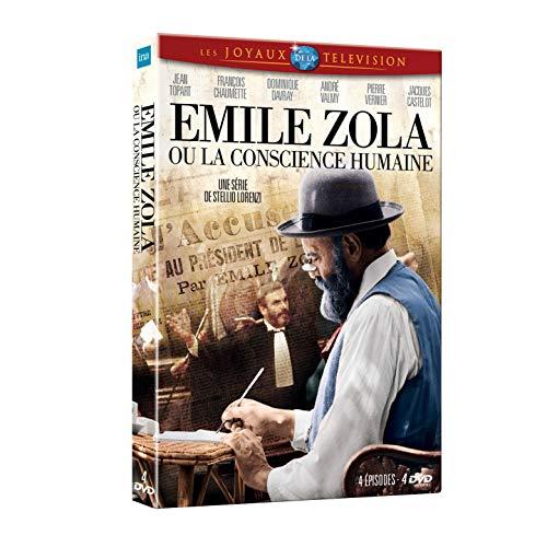 Émile Zola ou La Conscience humaine [Francia] [DVD]