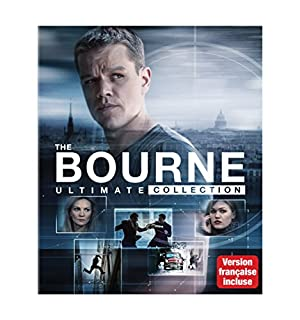 The Bourne Ultimate Collection [Blu-ray] (Bilingual) (B01LX07RF3) | Amazon price tracker / tracking, Amazon price history charts, Amazon price watches, Amazon price drop alerts