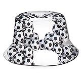 FULIYA Sombreros plegables del sol de la playa, sombreros del pescador para los hombres de las mujeres