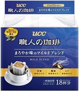 Mild blend 18P of coffee drip coffee mellow taste of UCC craftsman