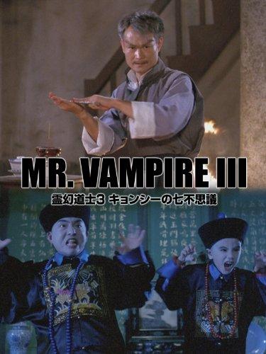 霊幻道士3 キョンシーの七不思議(字幕版)