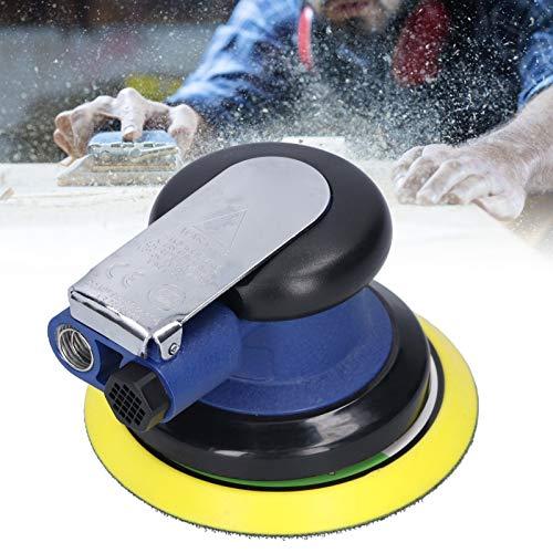 Lijadora neumática, estructura de martillo doble, acero de aleación 0,6-0,8Mpa KP-6503, pulidora, para hardware industrial(American)