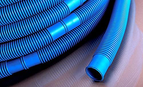 AquaOne Poolschlauch 32mm 6 Meter I Hochwertiger Pool Schlauch für Garten & Schwimmbad I Solarschlauch I Schwimmbadschlauch I Saugschlauch I Pumpenschlauch I Flexibel Wasserschlauch