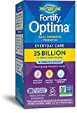 Nature's Way Once Daily Fortify Optima 14 Probiotic Strains True Potency 35 Billion CFU, 30 Vegetarian Capsules (Refrigeration Required to Maintain Maximum Potency) (Pack of 2)