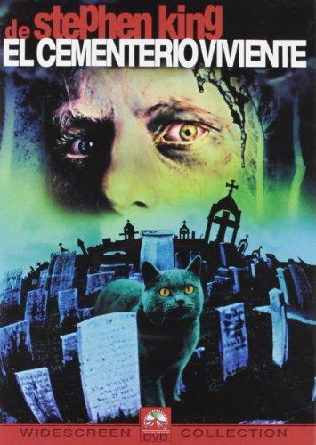 El Cementerio Viviente (S. King) [DVD]