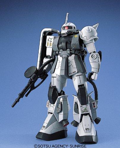 MG 1/100 MS-06R-1 シン・マツナガ専用 ザクII (機動戦士ガンダム)