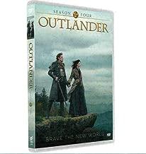 Outlander Season 4 (DVD, 3-Disc Set)
