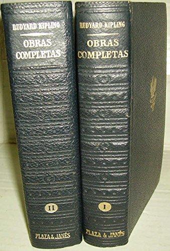 OBRAS COMPLETAS. Tomo II.- El libro de las tierras vírgenes /Puck /Nuevas historias de Puck/ Límites y horizontes/ Mar y Tierra/ Precisamente así.