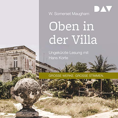 Oben in der Villa cover art