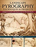 Landscape Pyrography Techniques & Projects: A Beginner's Guide to Burning by Layer for Beautiful Results (Fox Chapel Publishing) Woodburning Textured, Lifelike Scenes in Layers, with Lora S. Irish