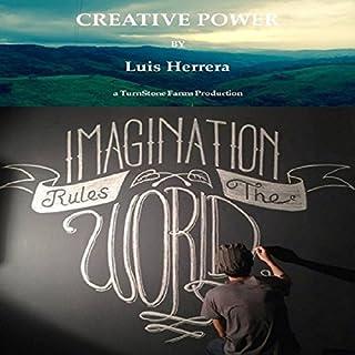 Creative Power audiobook cover art