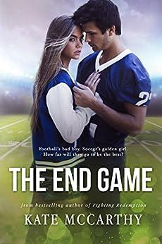 The End Game by [Kate McCarthy, Maxann Dobson]