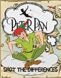 Peter Pan Spot The Difference: Impressive Adult Activity Spot The...
