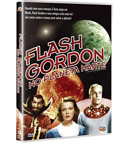 Flash Gordon No Planeta Marte