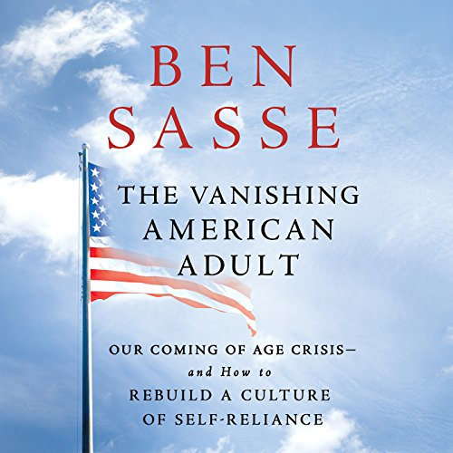 The Vanishing American Adult audiobook cover art