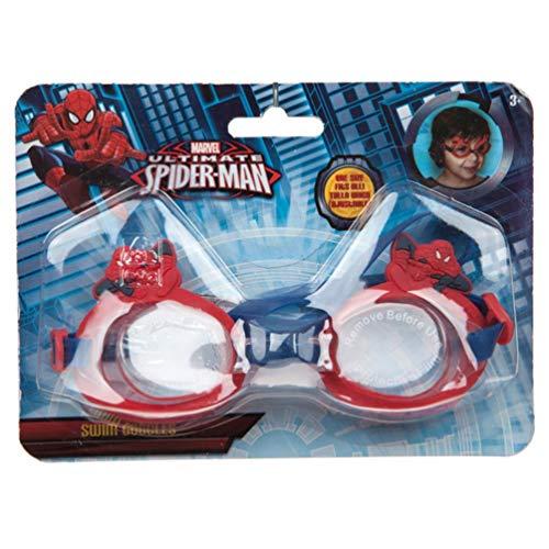 Marvel PMS Spiderman - Occhialini da Nuoto