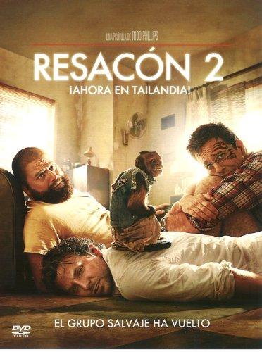 Resacon 2: ¡Ahora En Tailandia! [DVD]
