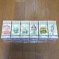 ワンピース ワールドコレクタブルフィギュア ワノ国7 全6種セット