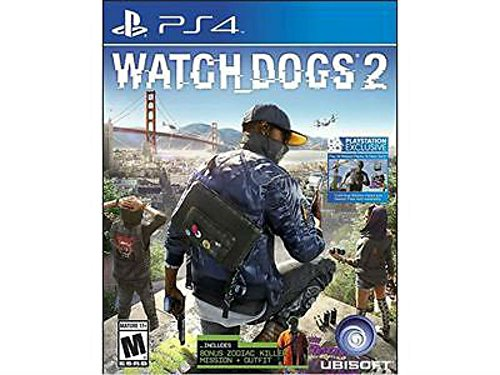 Brand New Watch Dogs 2 PS4