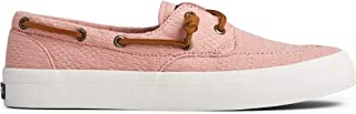 Sperry Crest Boat Seersucker womens Sneaker