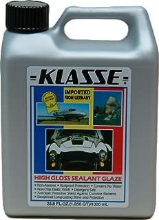 Klasse High Gloss Sealant Glaze, 33 oz - 3 Pack
