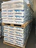 Kloek Palette Salztabletten Regeneriersalz für Wasserenthärtungsanlagen und Schwimmbäder - 1000