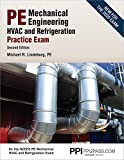 PPI PE Mechanical HVAC and Refrigeration Practice Exam, 2nd Edition (Paperback) – Compre...