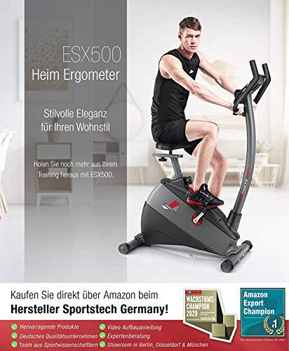 Ergometer SPORTSTECH ESX500 - 7