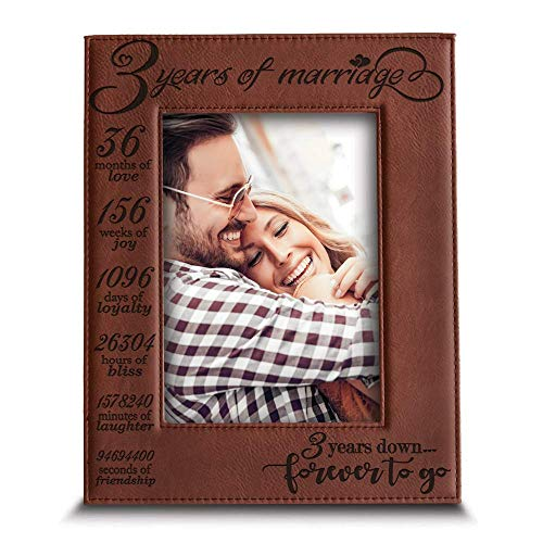 Leather items is Traditional 3 years wedding anniversary gift ideas for wife