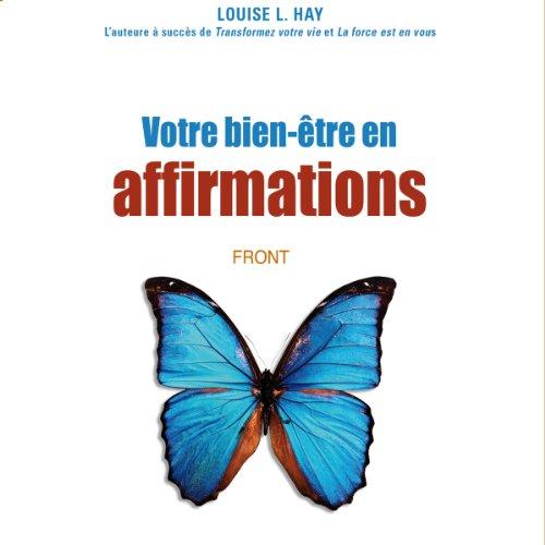 Votre bien-être en affirmations audiobook cover art