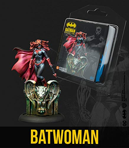 Knight Models Miniarturenspiel Harz Batman - Batwoman english