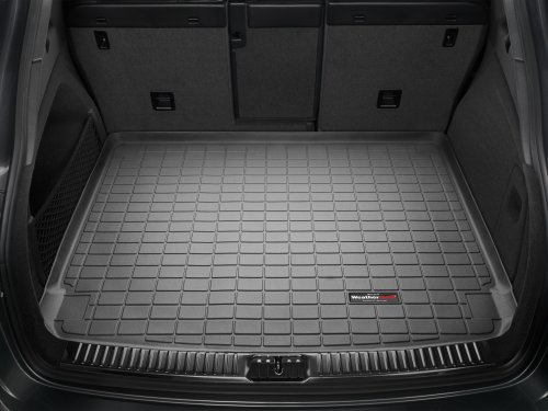 WeatherTech 2011-2015 Ford Explorer Black Cargo Liner (Behind Second Row Seating)