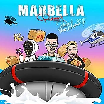 Marbella (feat. Heuss L'enfoiré, TK) [Remix]