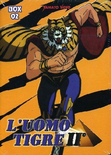 L' Uomo Tigre II - Box #02 (6 Dvd+T-Shirt) [Italia]