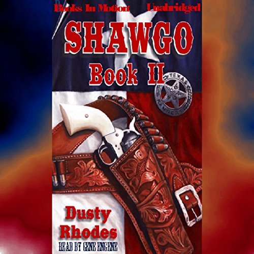 Shawgo audiobook cover art