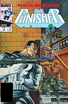 The Punisher  1986  #2  of 5