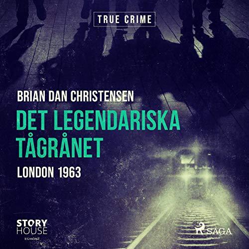 Det legendariska tågrånet cover art