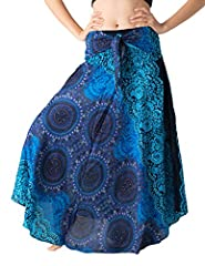 Sizing of Long Skirt for women are One Size fits for XS to L or US 0 to 14 and 16-20 (Plus Size) fits for US 16 to 20 (L-2XL) with elastic waist and length 40 inches Asymmetrical Long Skirt & Midi Dress, the maxi skirts for women can wear as long ski...