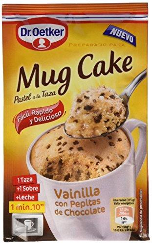 Dr. Oetker Mug Cake Vainilla, 65g