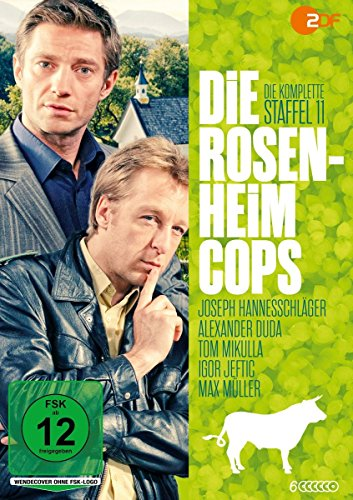 Die Rosenheim Cops - Staffel 11 (6 DVDs)