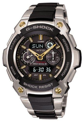 [カシオ] 腕時計 ジーショック MT-G 電波ソーラー MTG-1500-9AJF