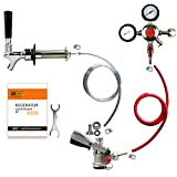 BACOENG A Tap Kegerator Door Refrigerator Conversion Kit No Tank