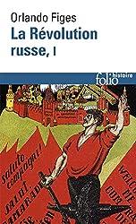 livre La Révolution russe (Tome 1): 1891-1924:la tragédie d'un peuple
