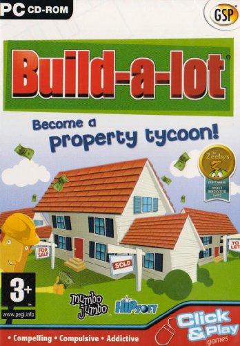 Build-a-lot (PC CD) [Importación inglesa]