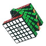 Cubikon Speed Cube Ultimate 6x6 - Fortgeschrittener, schnellerer, leichtgängiger und aufkleberloser-Rätsel-Würfel