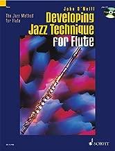 Developing Jazz Technique: The Jazz Method for Flute