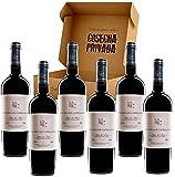 Pago de los Capellanes Roble -Caja 6 botellas - Envío Gratis 24 H - Ribera del Duero - Caja Regalo Vino-Seleccionado y enviado por Cosecha Privada - Caja Regalo Vino